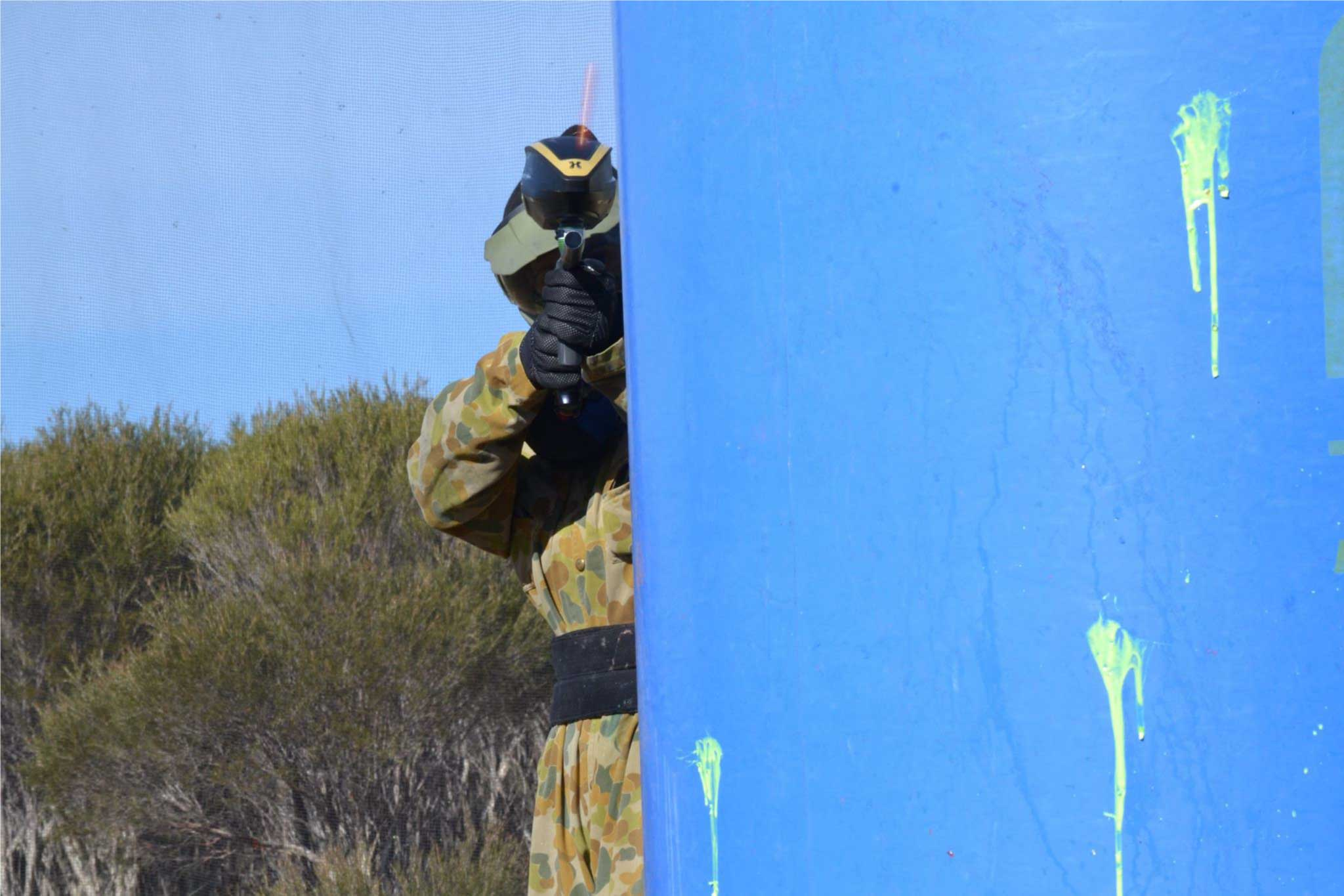 Group tournament paintball Adelaide
